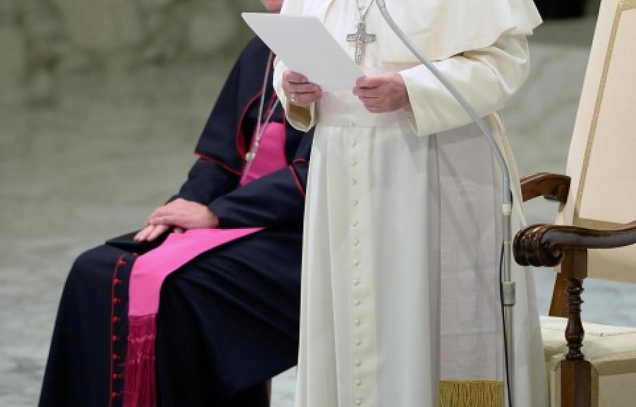 Franciszek z pierwszą adhortacją apostolską