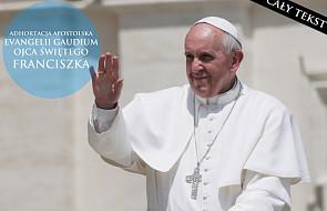 Adhortacja apostolska Evangelii Gaudium