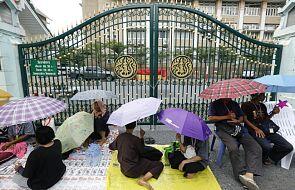 Tajlandia: demonstranci zajmują ministerstwa