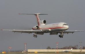 Rosja przekazała akta remontu Tupolewa