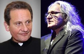 Brat wokalisty Perfectu został biskupem