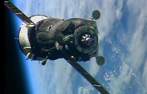 Znicz olimpijski na Międzyn. Stacji Kosmicznej