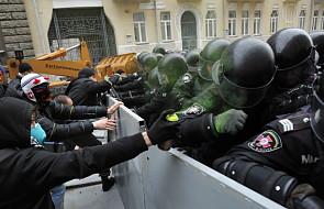 Ukraina: Kościelne potępienie przemocy