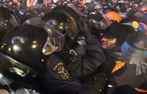 """""""Potępiamy użycie siły wobec demonstrantów"""""""