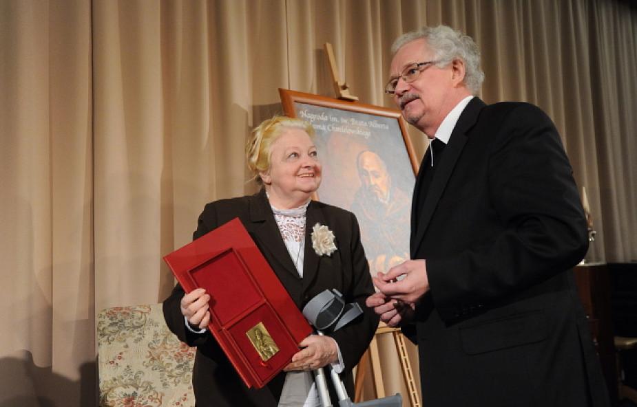 Wręczono nagrody im. św. Brata Alberta