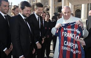 Podarunek mistrza Argentyny dla Papieża