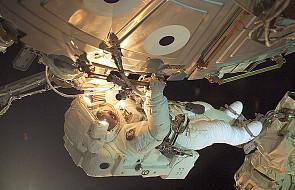 Naprawią ISS podczas spaceru kosmicznego