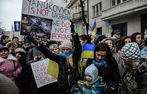 W Kijowie powstaje miasteczko namiotowe