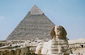 Niezwykły cmentarz na egipskiej pustyni
