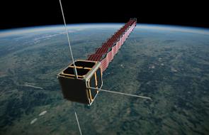 Start polskiego satelity Heweliusz opóźniony