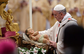 Franciszek: Nie lękajcie się! Nasz Ojciec daje nam Jezusa, aby prowadzić nas na drodze do ziemi obiecanej