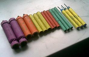 Sprzedaż fajerwerków dzieciom jest zabroniona