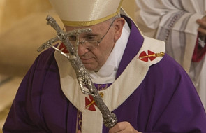 Papież o chrześcijaństwie bez Chrystusa