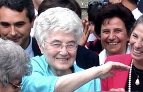 Ruch Focolari chce beatyfikacji założycielki