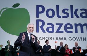 Polska Razem - nowa partia Jarosława Gowina