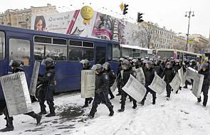 Janukowycz chce okrągłego stołu z opozycją