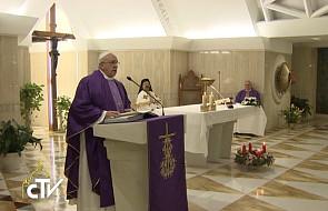 Papież: Chrześcijanie! Odwagi! Nie bójcie się!