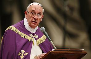 Papież ogłosił kampanię Caritas przeciw głodowi