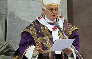 Orędzie Benedykta XVI na Wielki Post
