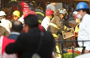 Meksyk: wybuch w wieżowcu, 25 ofiar