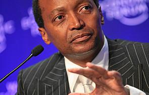 """""""Czarne diamenty"""" - afrykańscy miliarderzy"""