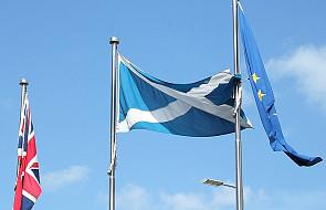 Londyn straszy skutkami oderwania się Szkocji