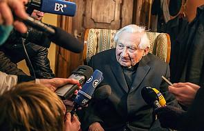 Brat Benedykta XVI o przyczynach decyzji