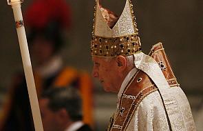 Obrońcy życia o abdykacji Benedykta XVI