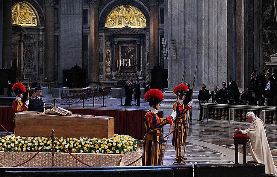 O nowym papieżu: trochę z Wojtyły i Ratzingera