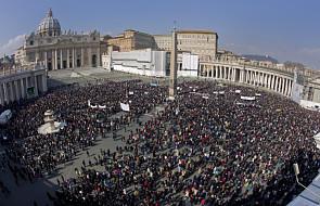 """Nowy papież to szansa na """"nowy początek"""""""