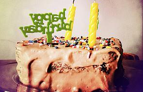 Gorzki tort urodzinowy