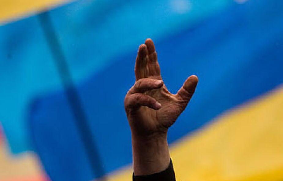 UE oczekuje od Ukrainy namacalnych postępów