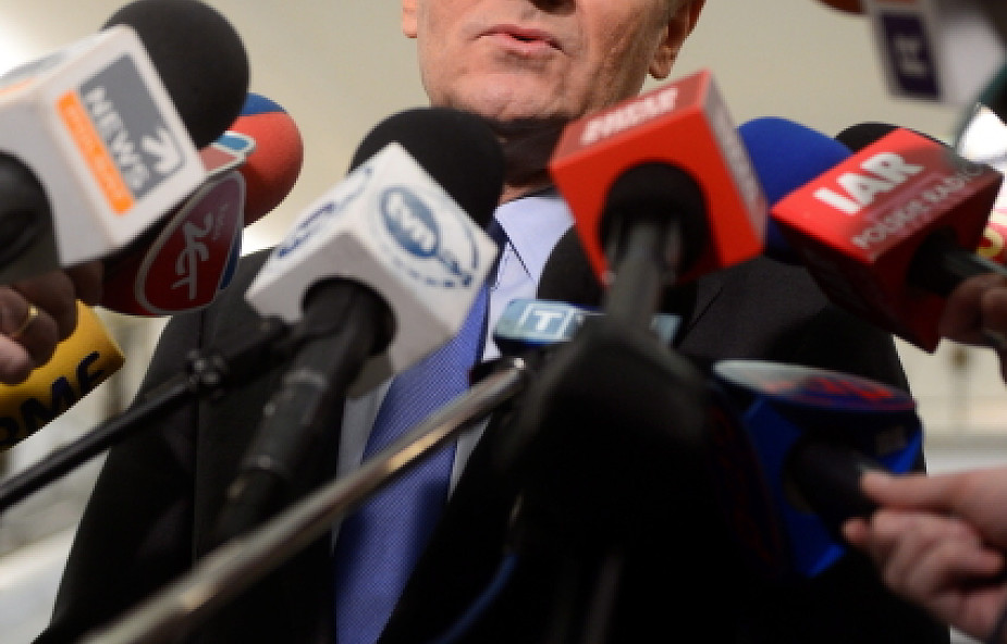 Tusk: W 2013 będą znikały miejsca pracy