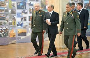 Rosja będzie zwiększać swój potencjał militarny