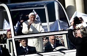 Ostatnia audiencja generalna Benedykta XVI