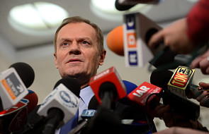 Tusk zdecyduje ws. obecności Gowina w rządzie