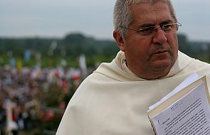 65. urodziny dominikanina o. Jana Góry