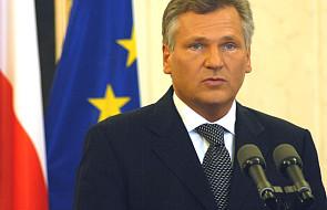 Kwaśniewski w sprawie więzienia Tymoszenko