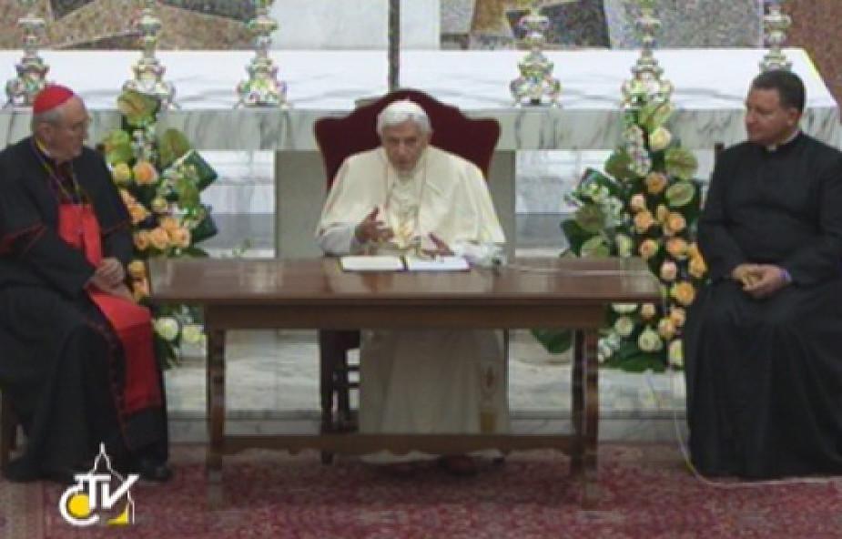 Papież o gotowości na męczeństwo