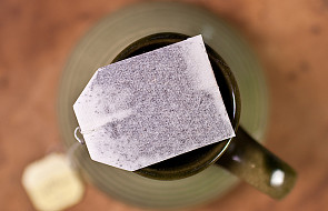 Ciche dni i torebki po herbacie