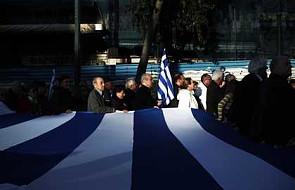 W Atenach znowu gorąco. Zaatakowali policję
