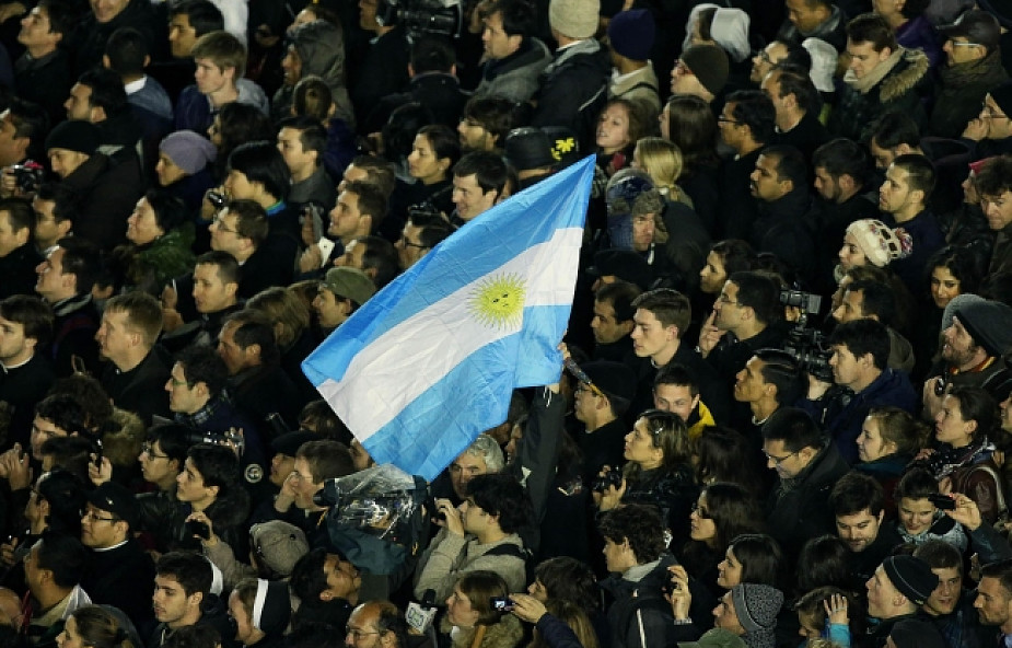 Mieszkańcy Argentyny spotykali go w autobusie
