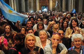 Argentyna zaskoczona wyborem kard. Bergoglio