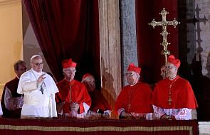 Pierwsze słowa papieża Franciszka