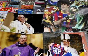 Papież Franciszek bohaterem włoskiej powieści