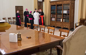 Edward Gierek i Papież Franciszek