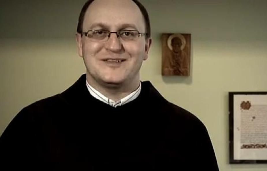 Franciszkanin o jezuicie - czyli ponad podziałami