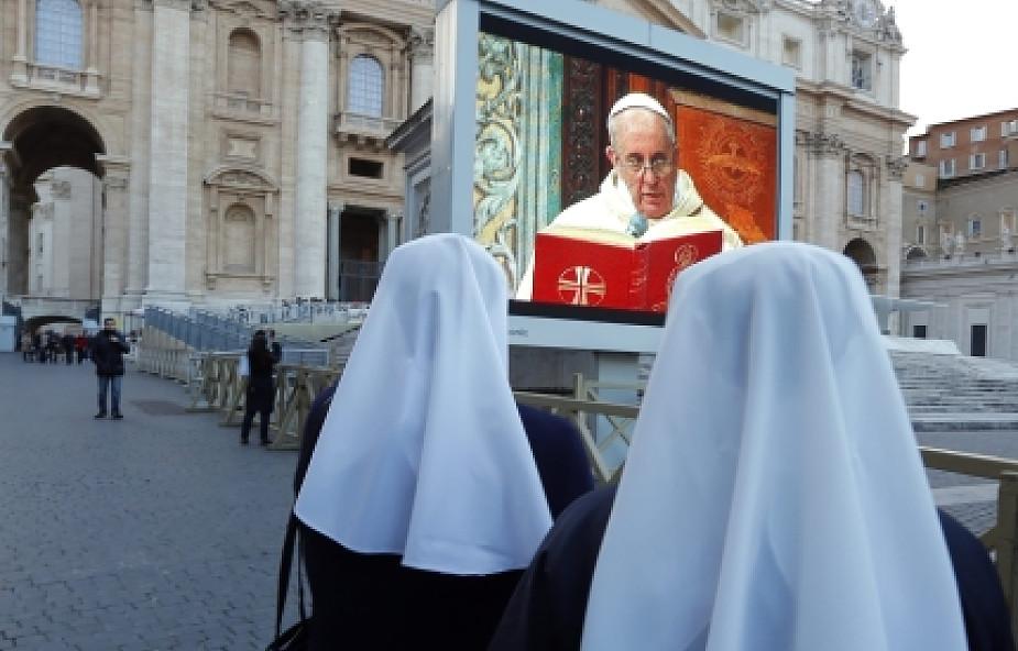 Papież Kościoła ubogich