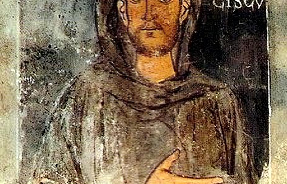 Św. Franciszek z Asyżu - patron papieża