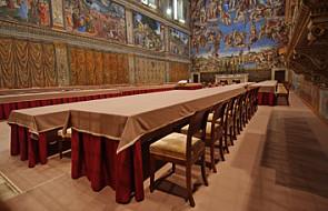 Konklawe bez dwóch kardynałów